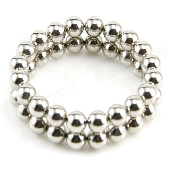 Spherical Powerful Magnets - Silver (40 PCS)