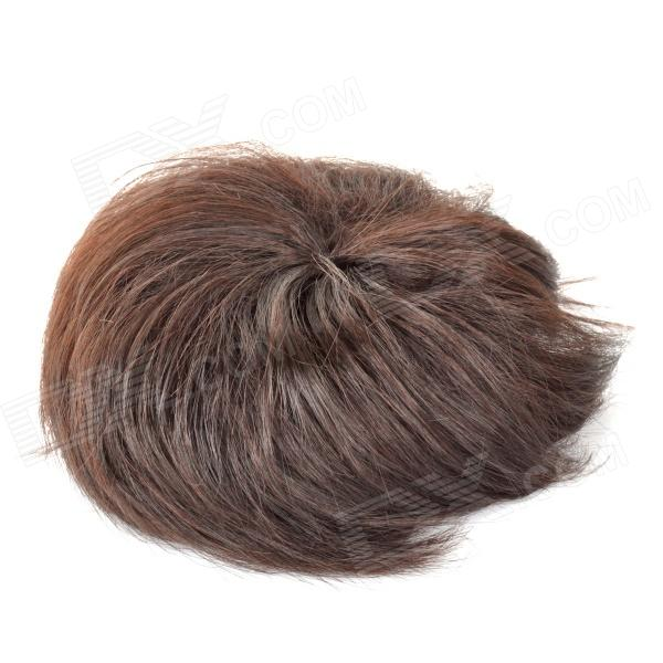 Kenekalon Hair Decoration Bun Wig - Deep Brown tinsai 1 pcs fashion printing girls magic tools foam sponge messy donut bun hair style headwear hair accessories gift
