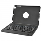 Bluetooth v3.0 59-Key Keyboard & Plastic Case Set for Ipad MINI - Black