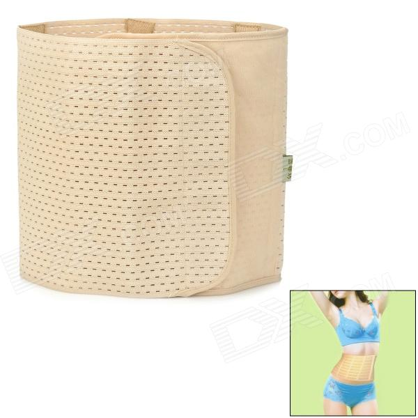 2177 Healthy Magnetic DTY Postpartum Corset / Maternity Abdominal Belt - Beige (L) hot sale great deal maternity binding body shaping postpartum staylace maternity supplies abdomen waist belt pregnant panties n