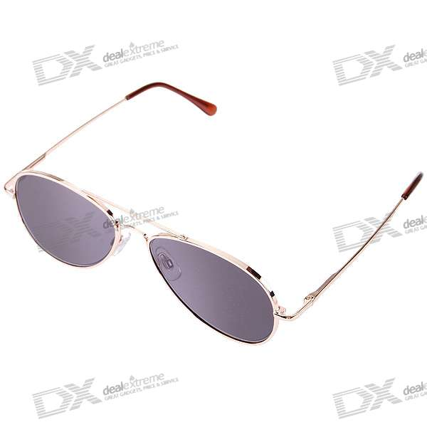Anti-Track UV Protection Sunglasses with Protective Case
