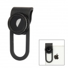 CPL-10 Circular Polarizeer Detachable Lens for Mobile Phone / Tablet PC - Black