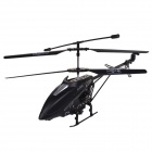 LiHuang LH1108 3.5-CH Remote Control Helicopter with Gyro & Camera - Black (Medium-Size)