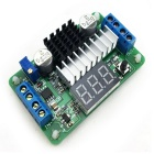 "0.36"" 3-Digital DC-DC 3.5~30V 100W High Power Boost Supply Power Mode Voltmeter - Green"