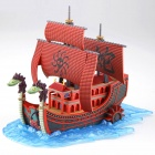 Genuine Bandai Grand Ship Collection Kuja Pirate Ship (Plastic Model) - HGD-180542