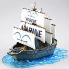 Genuine Bandai Grand Ship Collection Navy Warship (Plastic Model) - HGD-181585