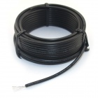 Jtron 05055013 DIY Electric Wire Cable - Black (5 Meters)