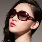 Reedoon 30111 Woman's Fashionable UV400 Protective Polarized Sunglasses - Purple