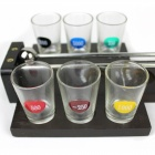 Table Clamp Stick Drinking Game - Multicolored