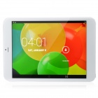 "TOP785 7.85 ""IPS Quad Core Android 4.2.2 Tablet PC w / 1GB RAM, 8GB ROM, Wi-Fi, GPS - Silber + Weiß"
