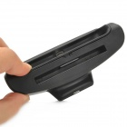 Portable Cell Phone Charging Docking Station w/ Battery Dock for Samsung Galaxy Mega i9200 - Black