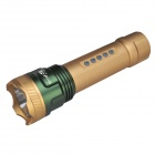 SingFire SF-753 2-in-1 Cree XP-E R2 180lm 3-Mode White Flashlight + MP3 Player Speaker w/ FM / TF