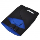 Outdoor Sports Fitness Palm Protection Support - Black + Blue (Pair)