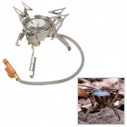 Fire-Maple FMS-100 Separated Type Outdoor Caming Burner Stove - Silver
