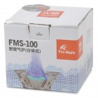 Fire-Maple FMS-100 Separated Type Outdoor Camping Burner Stove - Silver