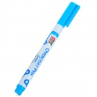 ITW CW3300G Overcoat Pen - Blue + White