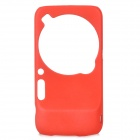 Stylish Protective PC Back Case for Samsung Galaxy S4 Zoom SM-C1010 - Red