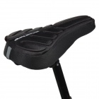 Coolchange Bicycle Bike Seat Cushion - Black