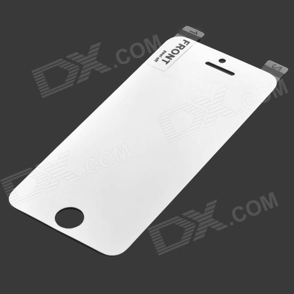 Protective PET Mirror Anti-Peeping Screen Guard Film for Iphone 5S