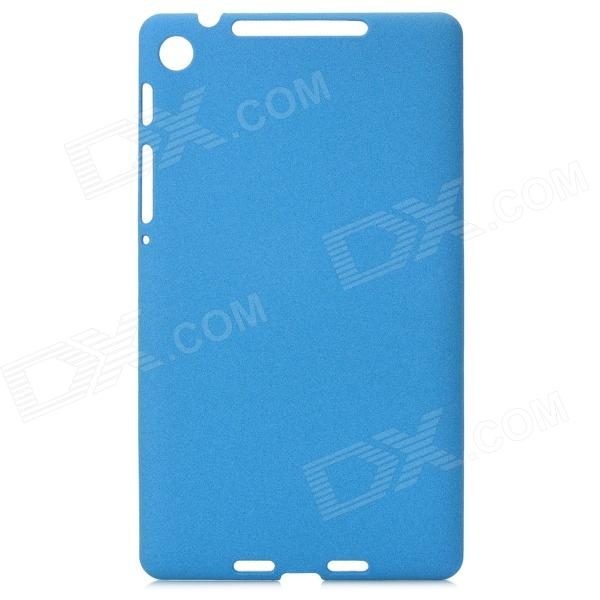 MS-123 Protective PC + ABS Back Case for Google Nexus 7 Second - Sky Blue