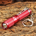 OLIGHT I3S 80lm 4-Mode White Flashlight w/ Cree XP-G2 R5 - Red (1 x AAA)