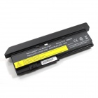 ESER--IB X200H 7800mAh High-capacity Durable Battery for IBM--Thinkpad Laptop - Black