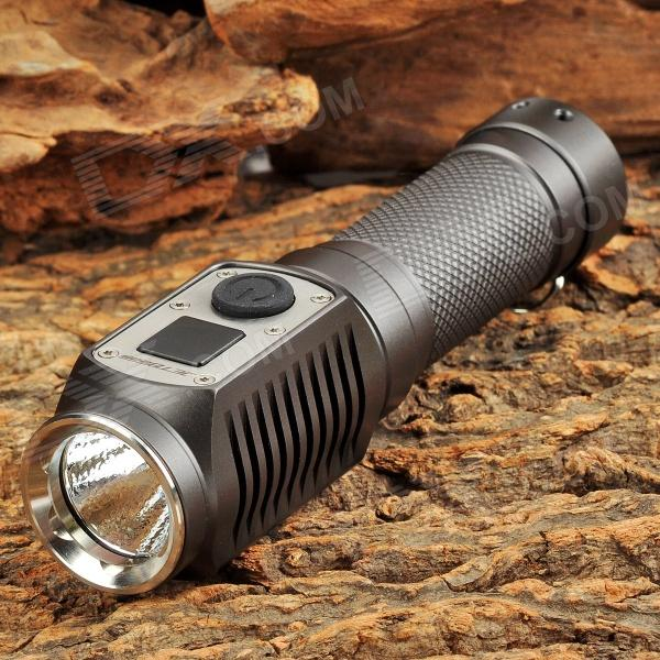JETBeam DDA10 160lm 4-Mode White Flashlight w/ Cree XP-G2 R5 - Grey (1 x AA)