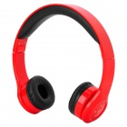 iLeAD IX-3011 Sports Stereo Bluetooth V3.0 Headphone w/ Microphone - Red