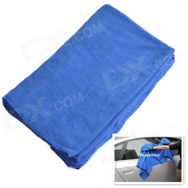SQ005 Multifunctional Microfiber Nanometer Car Washing / Hand Towel - Blue (160 x 60cm)