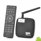 iTaSee MK829 Dual-Core Android 4.2 Google TV Player w / 1GB RAM / 8GB ROM / Wi-Fi / HDMI / TF - Schwarz