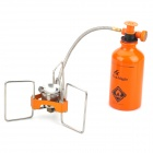 FireMaple FMS-F5 Outdoor Camping Split Type Oil Gasoline Stove - Silver