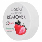Locia Nail Polish Remover Wet Wipes - White (6 Scent)