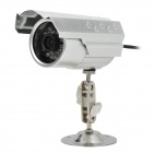 K819 TV-OUT CMOS Night Vision Digital Video Recorder w/ TF Card Slot Surveillance Camera - Silver