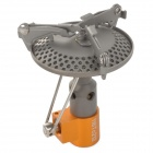 FireMaple FMS-116T Portable Camping Cooking Titanium Stove - Silver