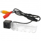F-95 Waterproof Wired CMOS Car Rearview Camera for Honda 2010~2011 CIVIC - Black + Transparent