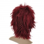 8652 118W Fashionable Men's Straight Short Hair Wig - Red