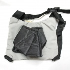 Kid Keeper Safety Harness Backpack - Black + Grey