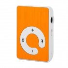 KD-MP3-31-ANHONGSE MP3 Player w/ TF Slot / Mini USB / 3.5mm - Orange +White