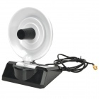 COMFAST CF-2410P 10dBi Indoor Directional Antenna for Wireless Network Router- Black