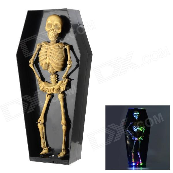 Gracioso Dancing Skeleton juguete (3 x AA)