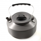 Oneroad RT-101 Portable Outdoor Camping Teapot - Grey (1.1L)