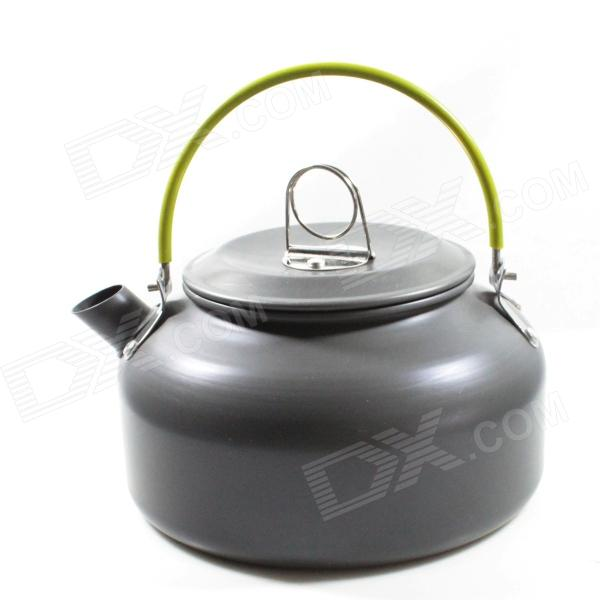 Oneroad RT-102 Portable Outdoor Camping Teapot - Grey (0.8L) 5l collapsible water container portable outdoor camping bucket