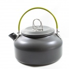 Oneroad RT-102 Portable Outdoor Camping Teapot - Grey (0.8L)