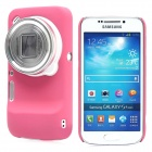 Protective PC Back Case for Samsung Galaxy S4 Zoom SM-C1010 - Pink