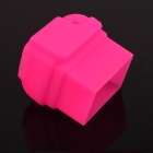 PANNOVO G-80 Protective Silicone Case for GoPro HD HERO 3 / SJ4000 - Deep Pink