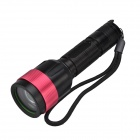 SingFire SF-315 Cree XM-L T6 600lm 5-Mode White Zooming Flashlight - Black + Red (1 x 18650)