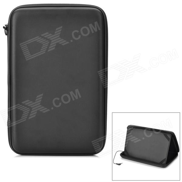 все цены на Protective PU Bag Case Stand w/ Dual Channel Speaker for 9.7