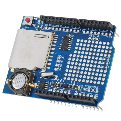 XD-05 Arduino Arduino Data Logging Shield Module - Blue
