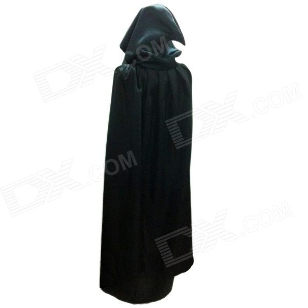 Cool Devil Cosplay Cloak - Black (Size-L)