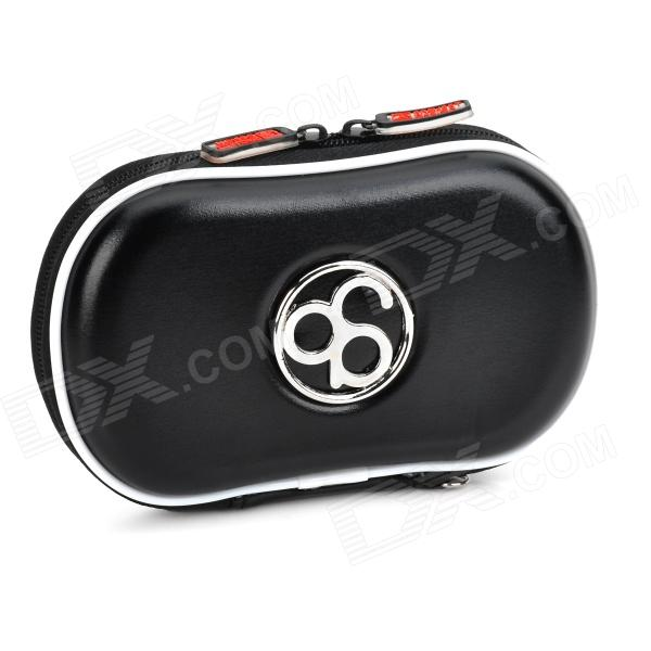 Hard Protective Pouch for PSP Go (Black)